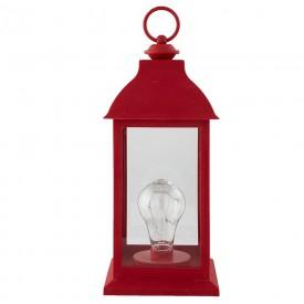 FAROL RED LAMP 13.5X13.5X33...